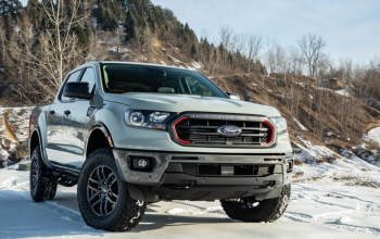 Feel the Tremors of the New Ford Ranger