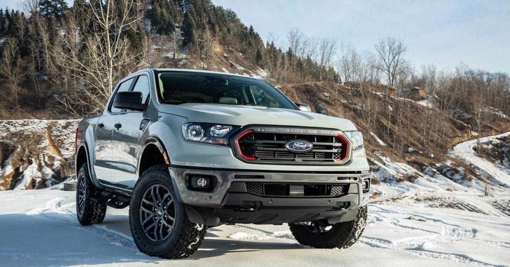 Feel the Tremors of the New 2021 Ford Ranger