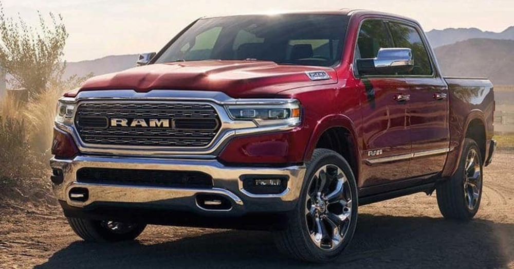 The New Ram 1500 is Already Collecting Awards