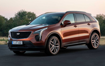 2021 Cadillac XT4: The Small Luxury SUV that Fits