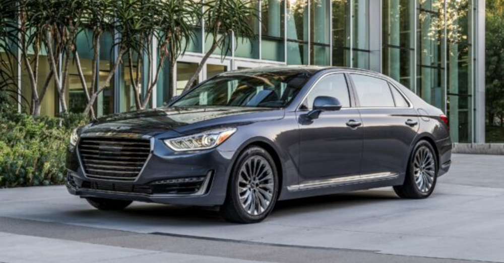 The Genesis G90 Gives You a Lot to Love
