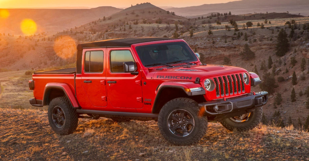 The Gladiator Will be a Departure from the Wrangler for Jeep