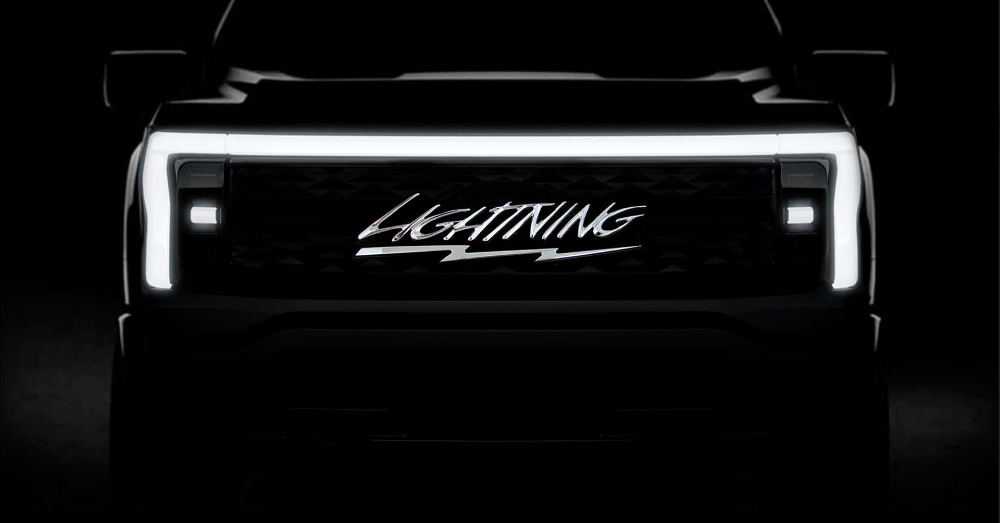 Another Name Resurrected, the Ford F-150 Lightning Returns