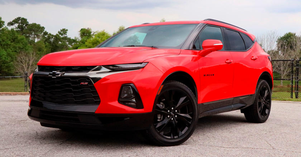 Does the Chevrolet Blazer L Have Enough Stuff for You?