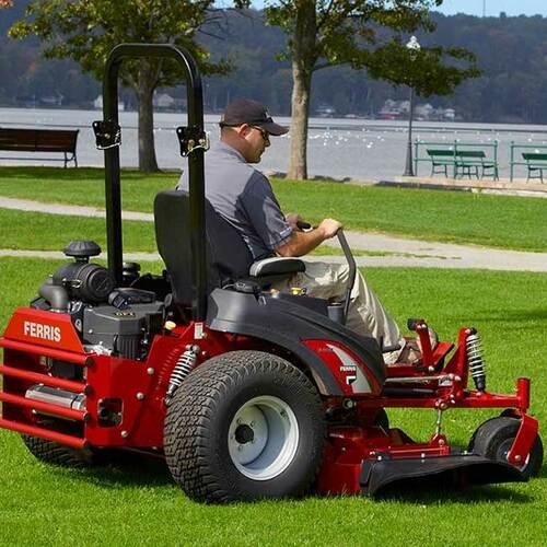 Ferris IS 3200Z - A Big Mower for a Big Job