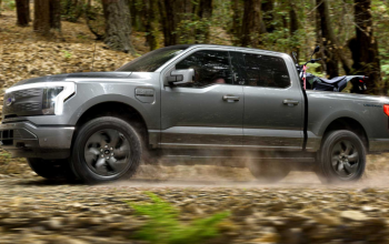 The Ford F-150 Lightning is Ready to Be Your Truck