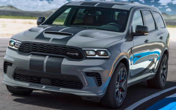 Why The Dodge Durango SRT Hellcat Is The Most Powerful SUV Ever
