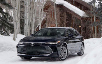 Fly the Flag in Comfort with the Toyota Avalon Limited