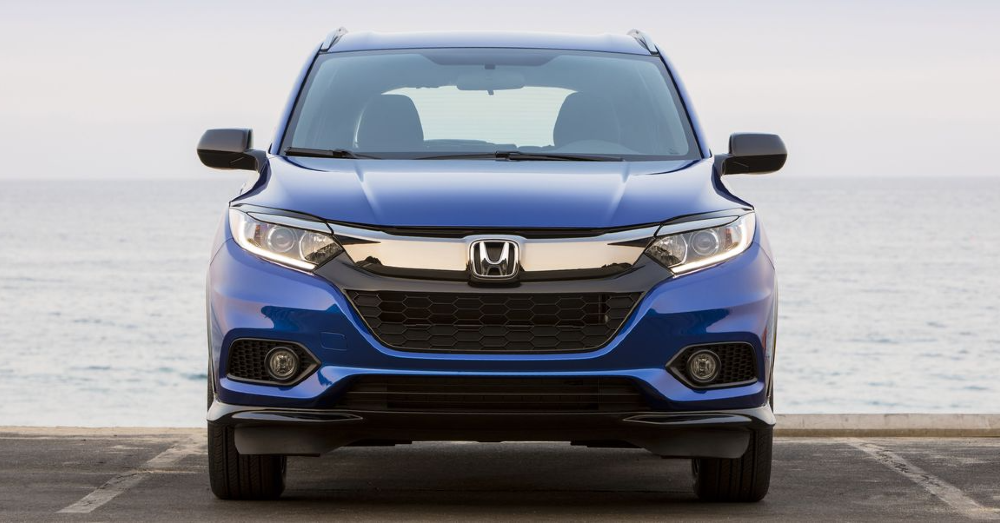 You'll Love the Drive You Find in the Honda HR-V EX-L