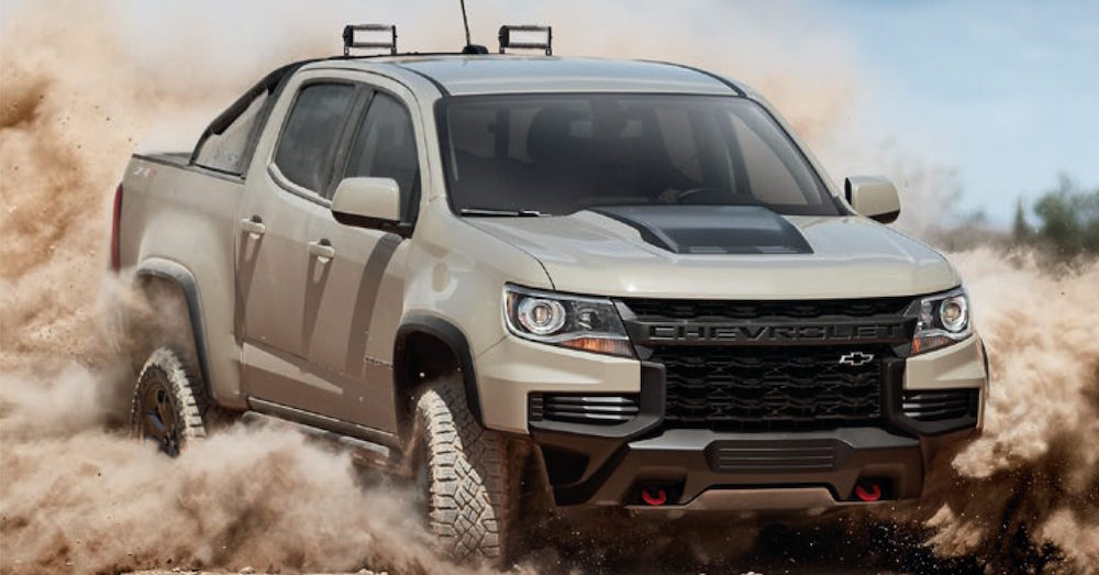 Is the Chevy Colorado the Best Small Truck Ever?