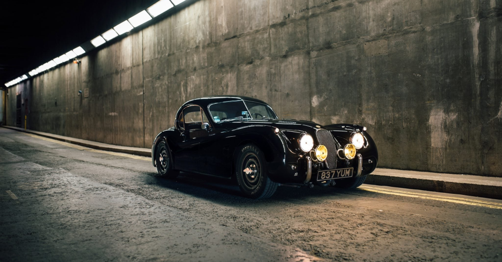 These 5 Classic Jags are the Ultimate Villain Cars