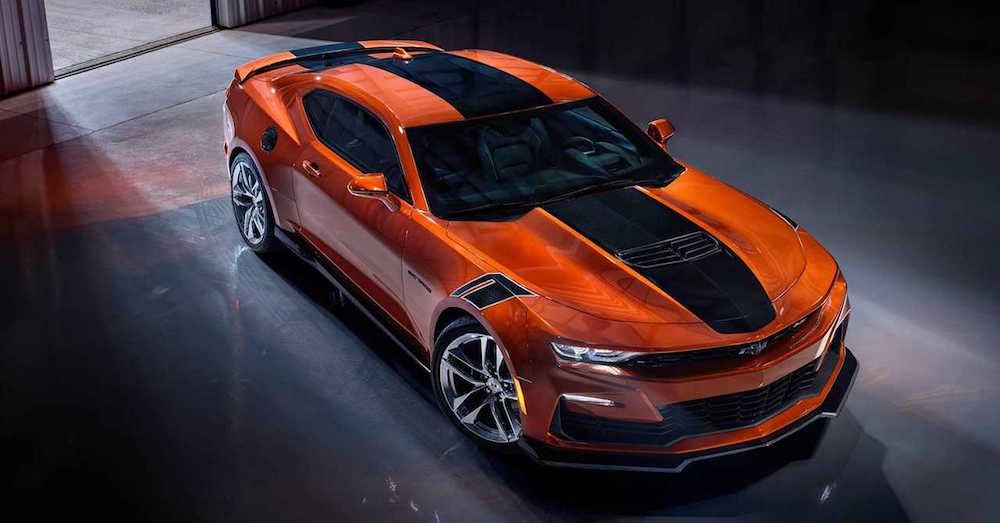What's New in the 2022 Chevrolet Camaro?