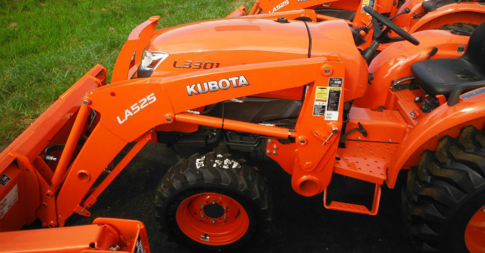 Kubota – Do You Need a Kubota Tractor this Winter?