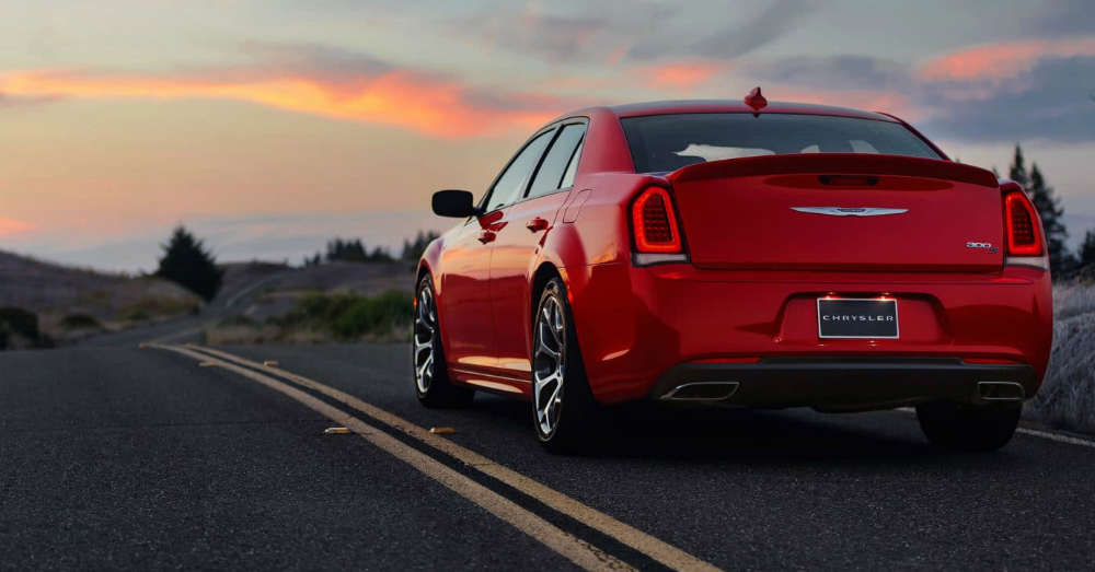 2019 Chrysler 300: Something More in a Large Sedan