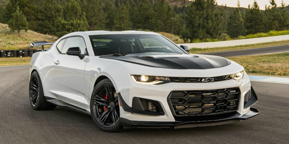 The Chevrolet Camaro Can Drive Faster