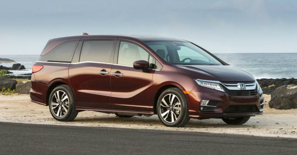 Minivan – Honda Makes Family Hauling Easier