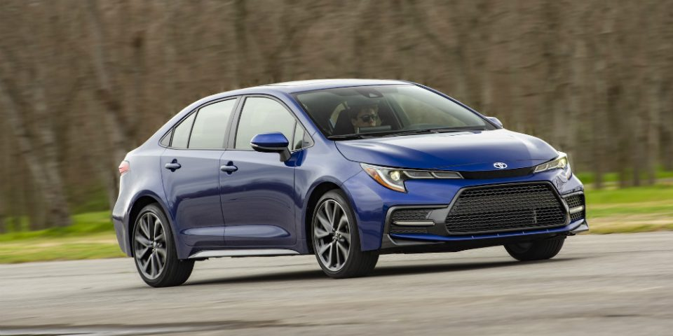 Driving Excellence Found in the Toyota Corolla