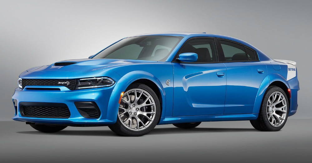 American Sedan Quality and Muscle from Dodge