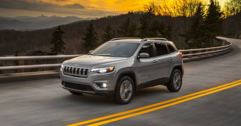 2020 Jeep - Excellence Found in the Cherokee