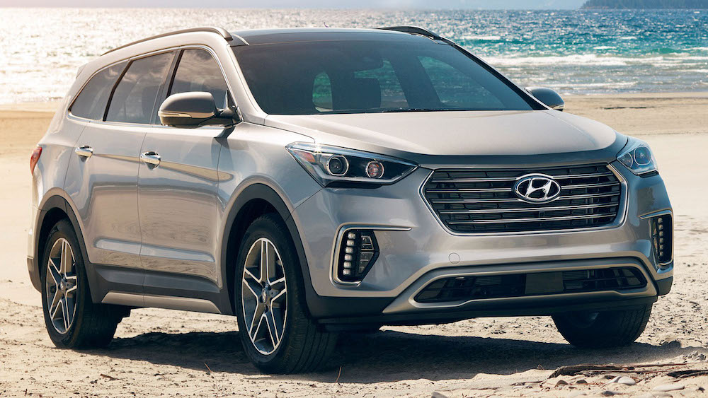 Drive the Hyundai Santa Fe XL Today