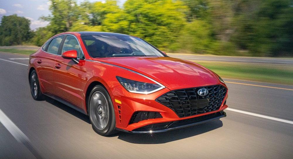A Perfect Sedan from Your Hyundai Dealer