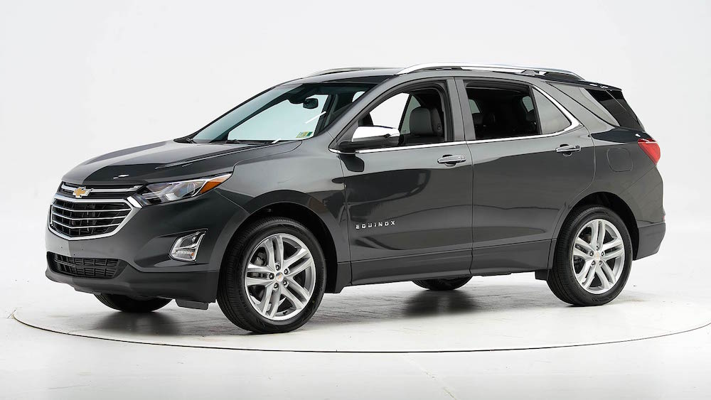 Pleasant Driving in the Chevrolet Equinox