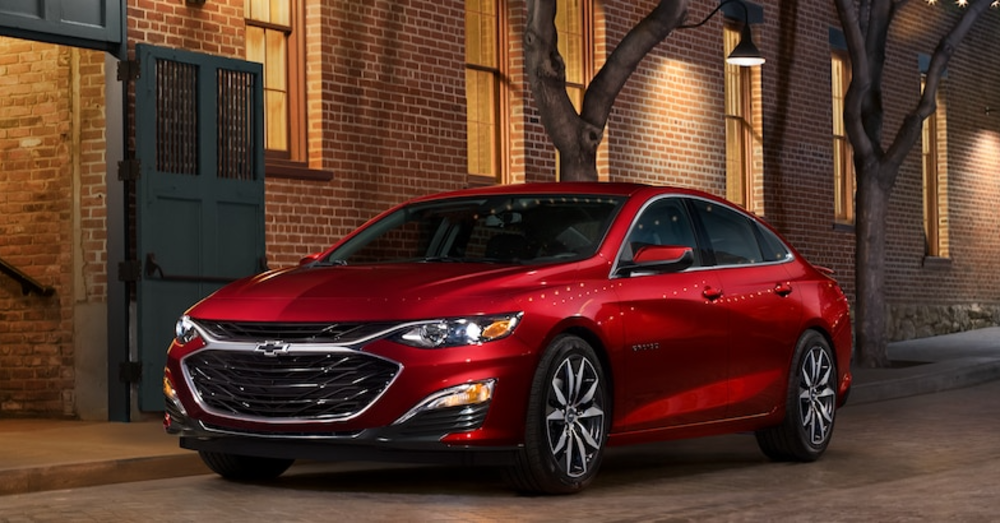 Let the Chevrolet Malibu Handle Your Drive