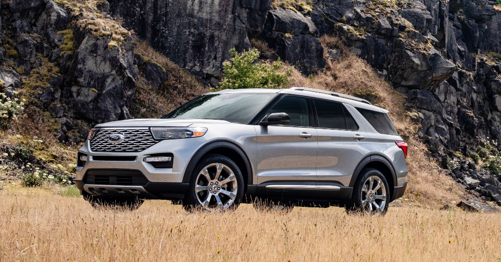 Popularity Matters in the 2020 Ford Explorer