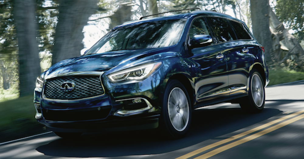 2020 INFINITI QX60: Luxury with Seven Seats