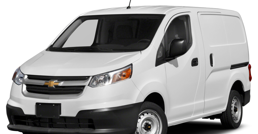 Enjoy the Chevrolet City Express When You Need a Work Van
