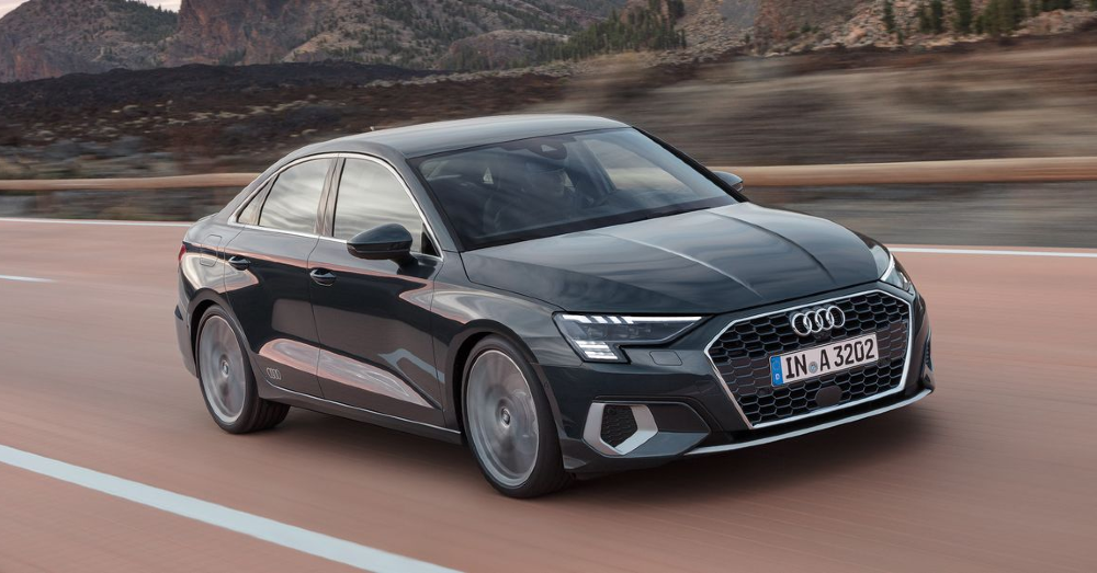 The Audi A3 Brings You Amazing Luxury Design
