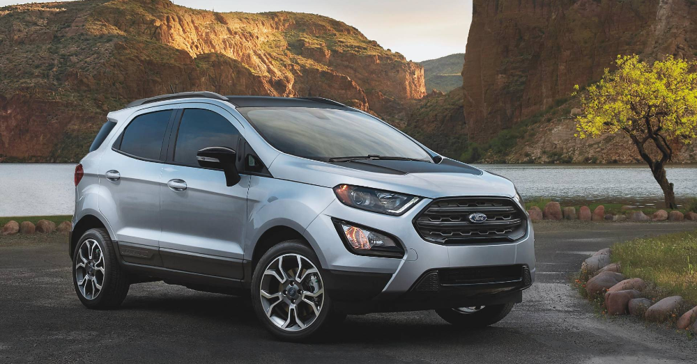 Fun Driving in the Ford EcoSport for You
