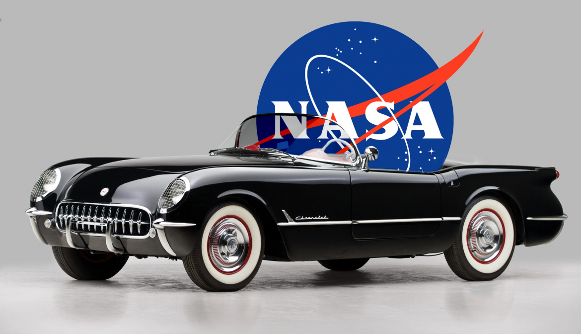 Why Corvettes Were the Cars of Astronauts