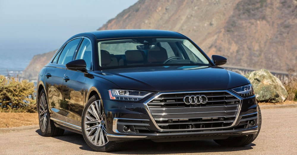 2019 Audi A8: A New Flagbearer of Luxury