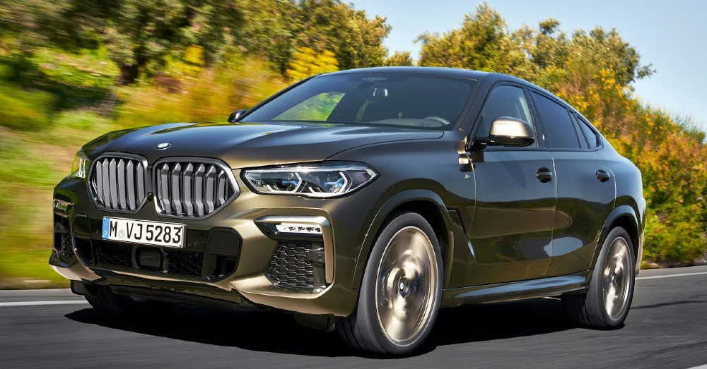 2019 BMW X6: A Sportier SUV for You
