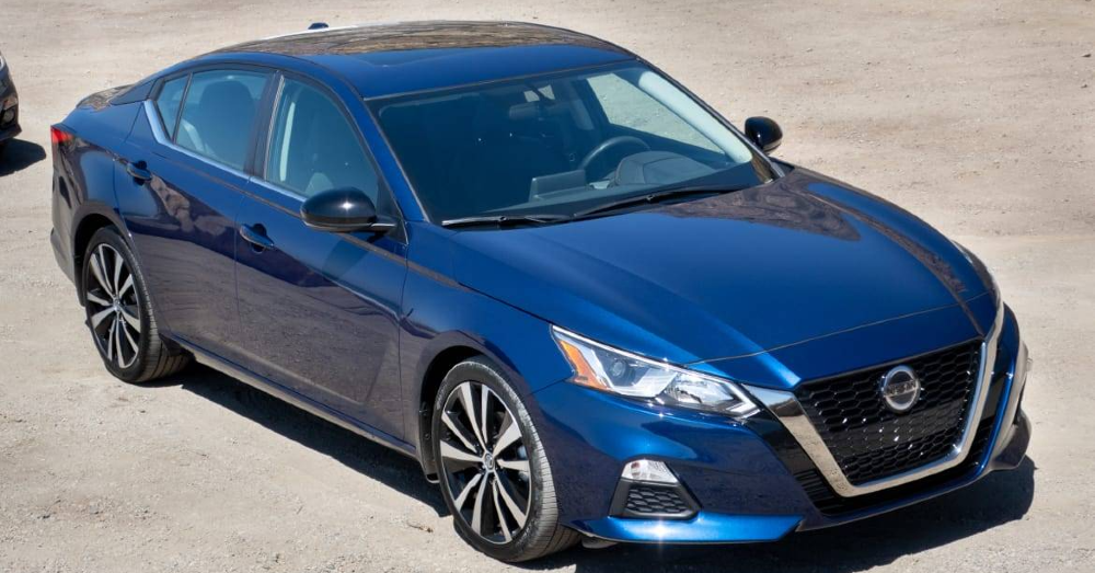 2019 Nissan Altima: A Midsize Car with More