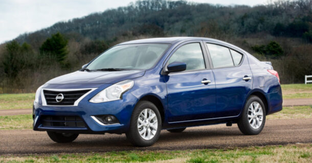 2019 Nissan Versa: Everything you need for Your Commute