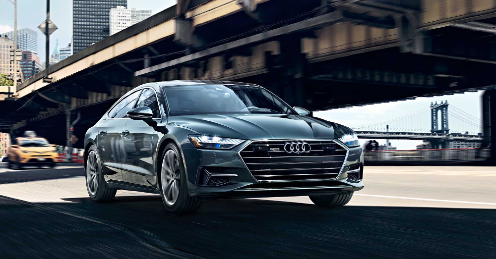 The Audi A7 is Packaged Right for Your Drive