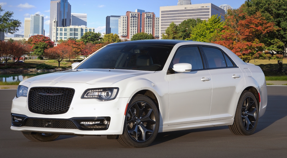 Will You Drive the Chrysler 300?