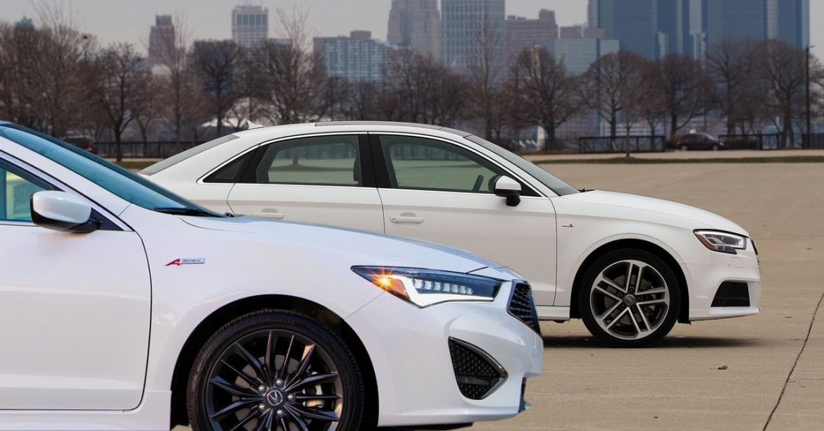 Acura ILX and Audi A3 – A Pair of Small Luxury Sedans Compared