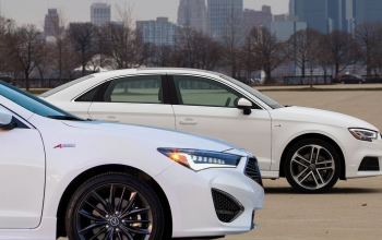 Acura ILX and Audi A3 - A Pair of Small Luxury Sedans Compared