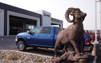 Ram is Building Stand-Alone Dealerships
