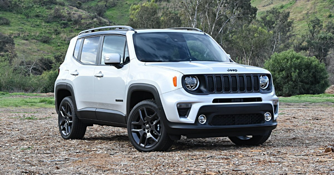 Ten Reasons Why You Should Buy the Jeep Renegade