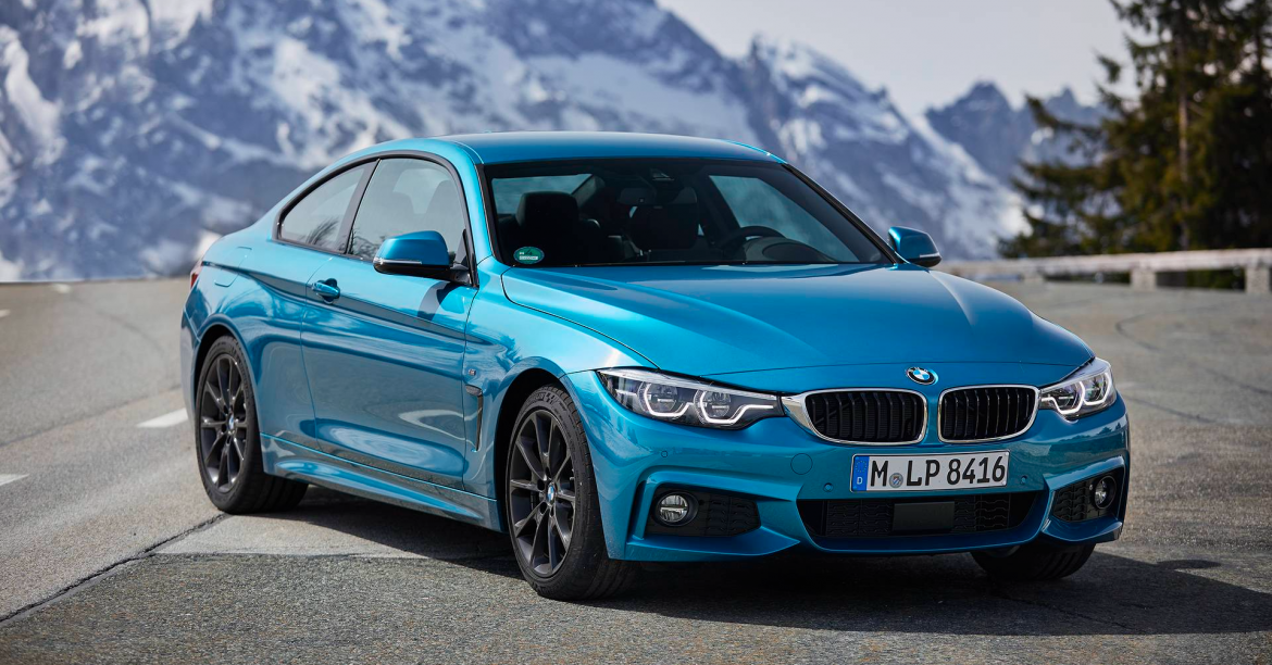 The BMW 4 Series Packs in the Style and Performance