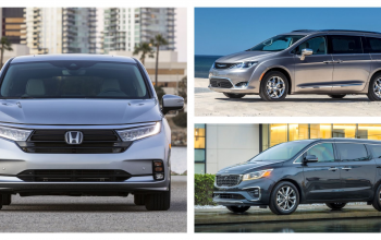 Best Used Minivans - Take Your Family on the Road
