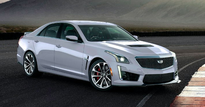 Cadillac CTS – Cadillac Sedan Luxury You'll Admire