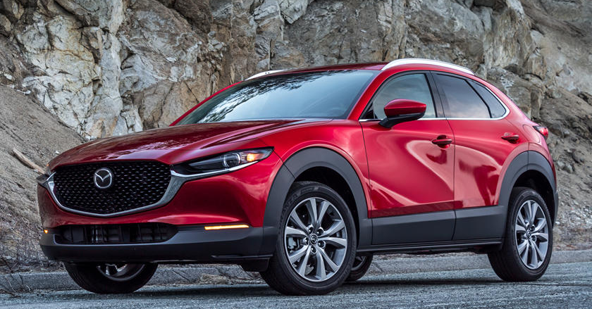 2021 Mazda CX-30: Not Your Typical Subcompact Crossover