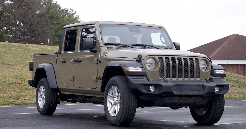 The Jeep Gladiator is What We Expected
