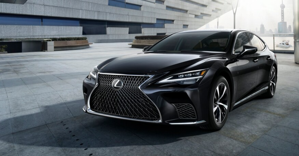 More Luxury Added to the Lexus LS for Your Pleasure