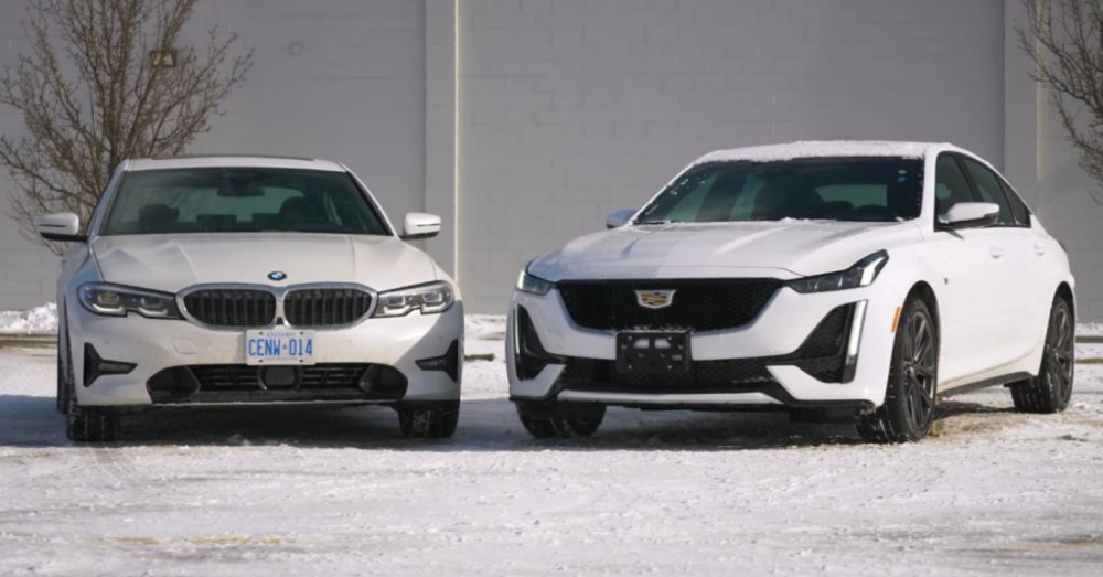 Cadillac CT5 vs BMW 3 Series - Luxury Compared
